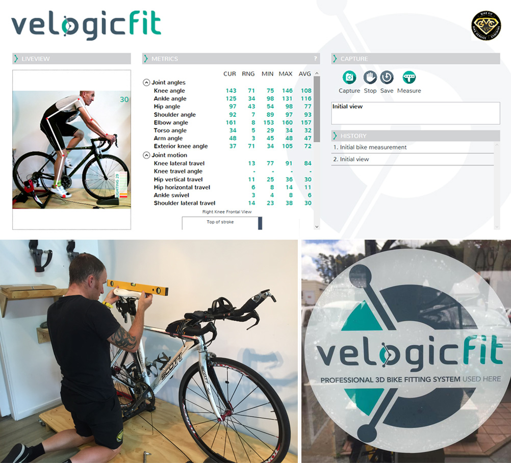 Bike Fit Auckland Cyclist Gordon McCauley